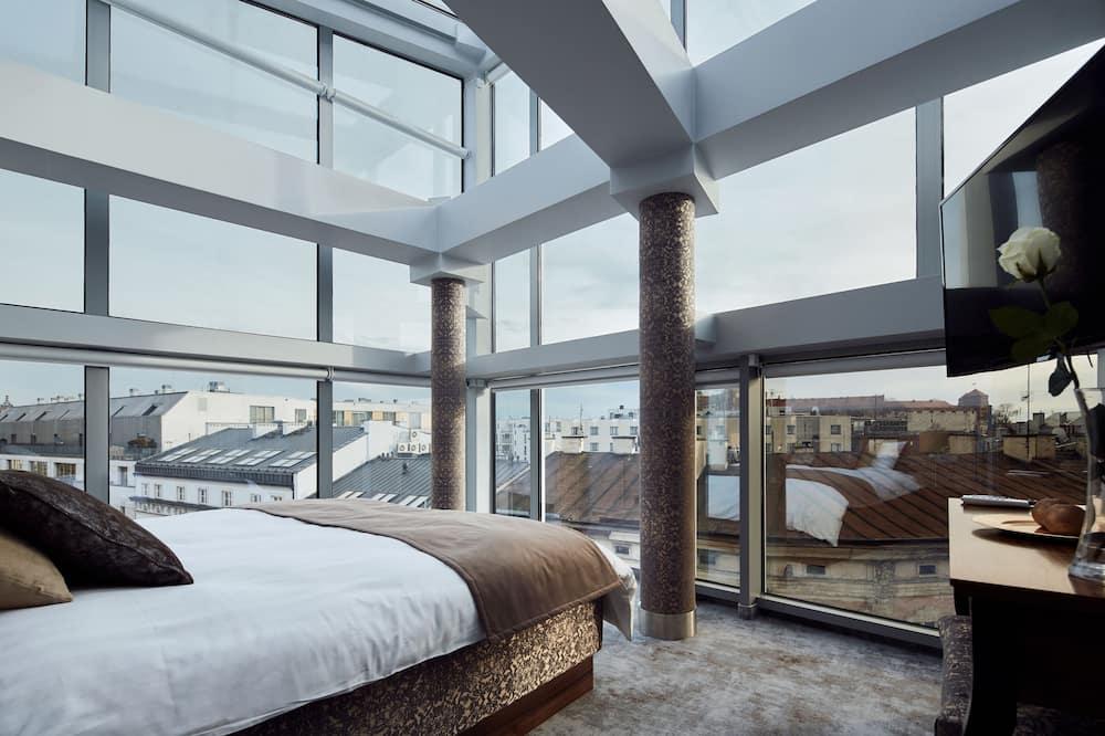 Panoramic-Penthouse, Terrasse (Luxury) - Zimmer