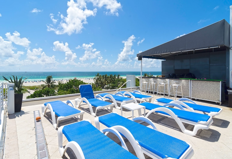 Strand on Ocean by Sunnyside Hotels - Adults Exclusive, Miami Beach, Utomhuspool