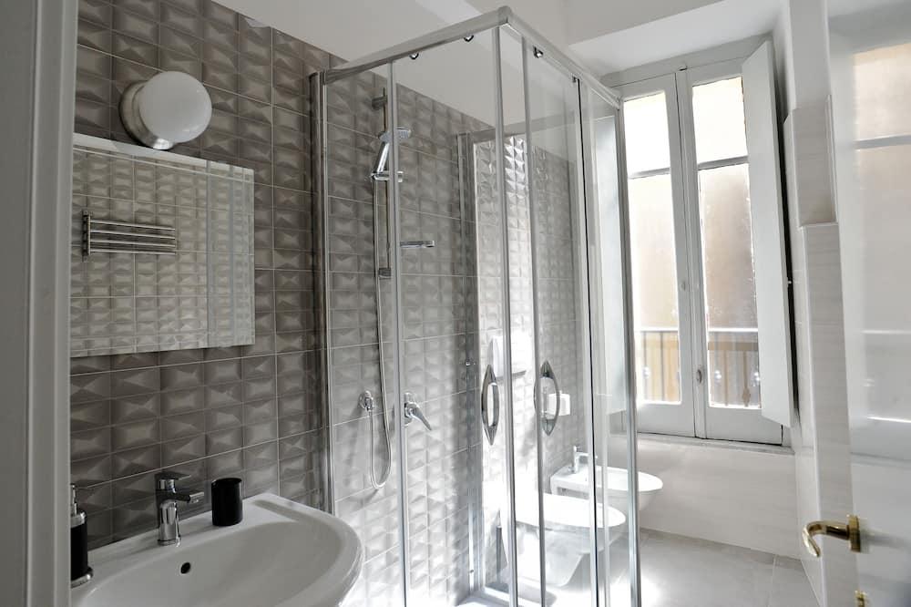 Pokoj Deluxe s dvojlůžkem (Celeste) - Koupelna