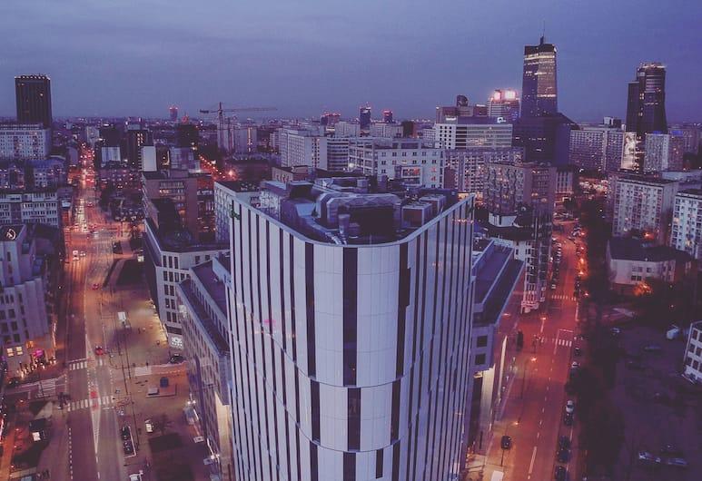 Holiday Inn Warsaw City Centre, Варшава, Вид снаружи / фасад