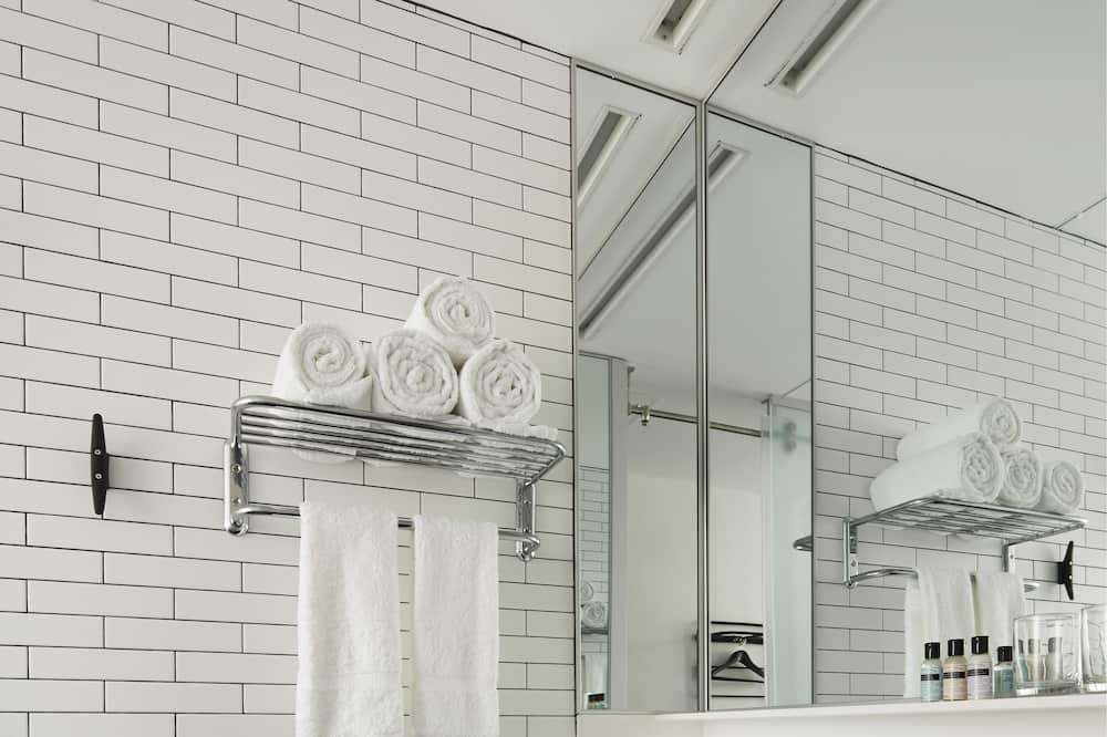 Bunk Pod - Salle de bain