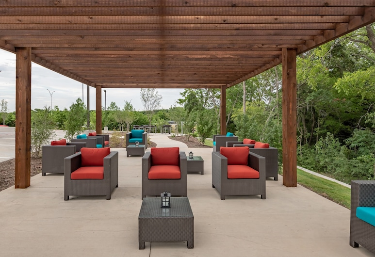 TownePlace Suites by Marriott Dallas Mesquite, Mesquite, Terraza o patio