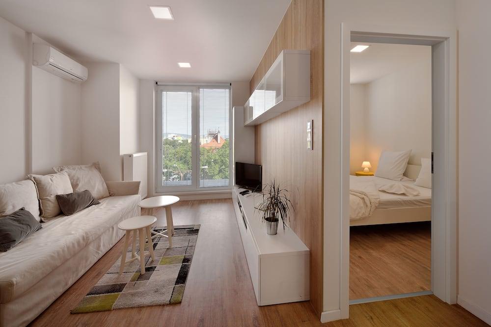 Huoneisto, 1 makuuhuone (with Parking) - Huone