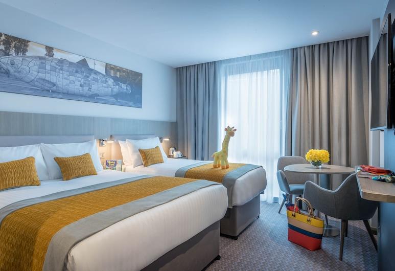 Maldron Hotel Belfast City, Belfast, Tomannsrom – deluxe, Gjesterom