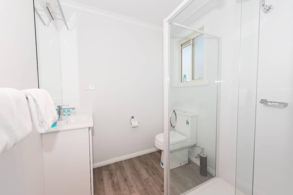 บ้านพัก - ห้องน้ำ