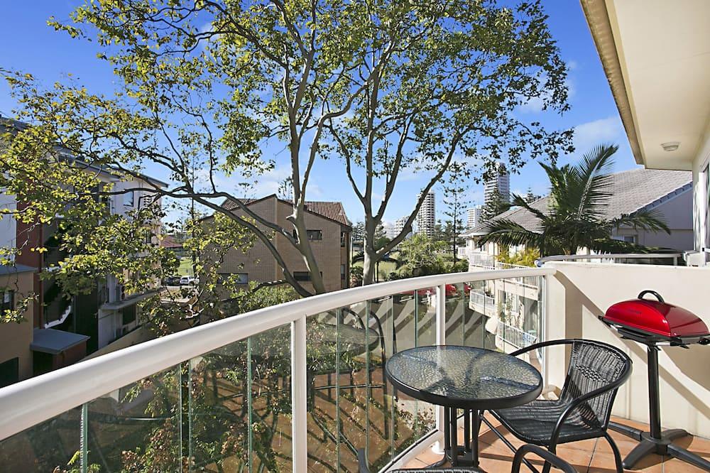 Deluxe appartement, 2 slaapkamers - Balkon