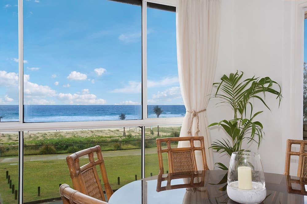 Deluxe appartement, 3 slaapkamers, uitzicht op zee - Kameruitzicht