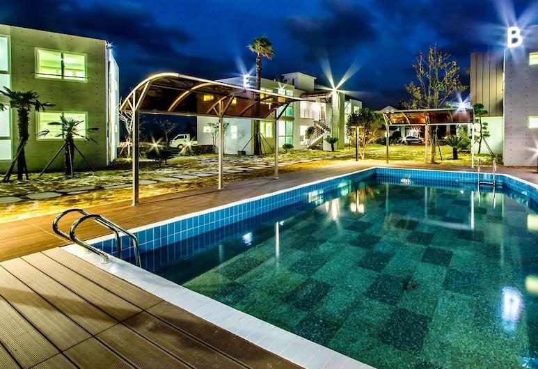 Jeju Jukwang Resort, Jeju City, Hồ bơi ngoài trời