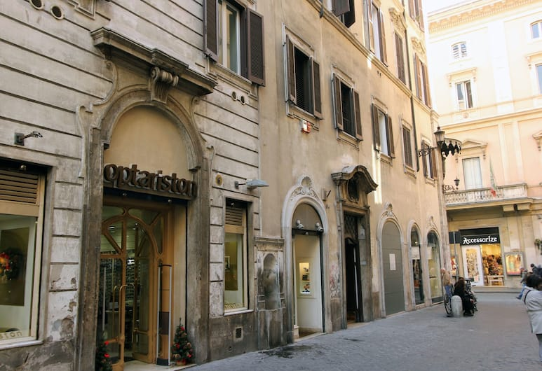 Ottoboni Flats, Rome, Ingang van de accommodatie