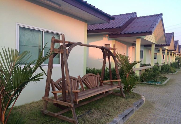 PT House Resort, Rayong, Enceinte de l'établissement