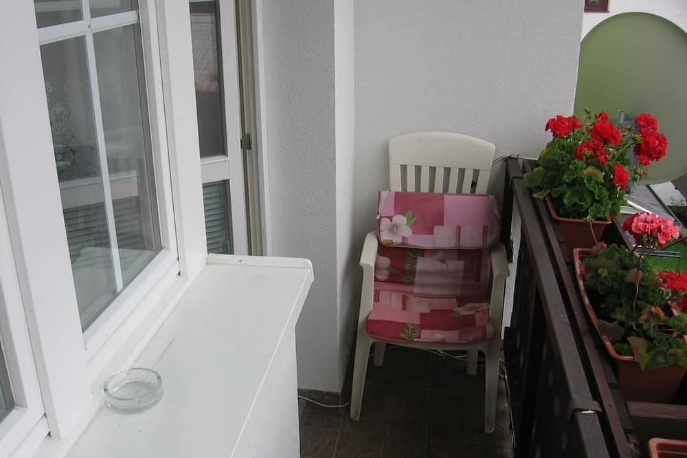 ダブルルーム バルコニー - バルコニー