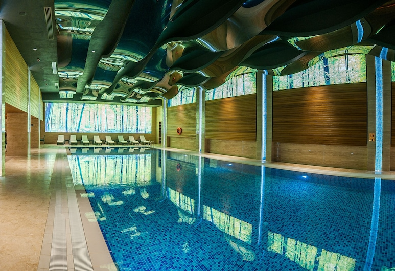 Bayır Diamond Hotel & Convention Center Konya, Konya, Alberca cubierta