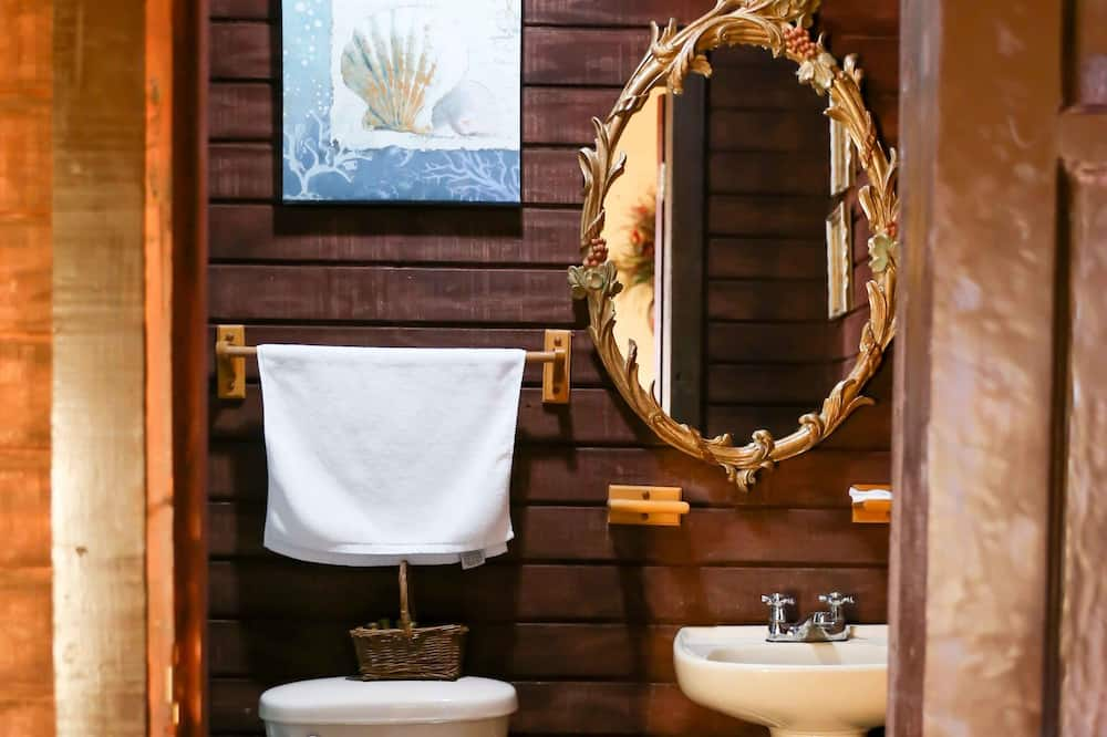 Quarto Duplo Standard - Casa de banho