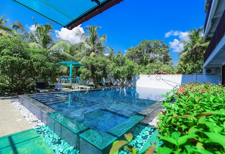 OYO 483 Kabalana Villa, Ahangama, Garden View