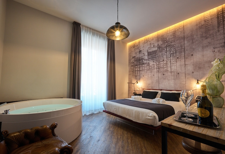 Ara Suite, Rome, Suite, Jetted Tub, Guest Room