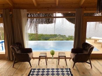 Fethiye bölgesindeki Seaview Faralya Butik Hotel resmi