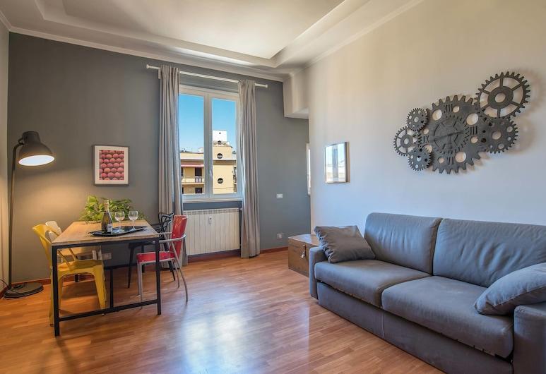 Urban Apartment Vatican, Roma, Design Apart Daire, Oturma Alanı