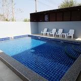 4-Bedroom Private Pool Villa - Barbekiu / iškylų zona