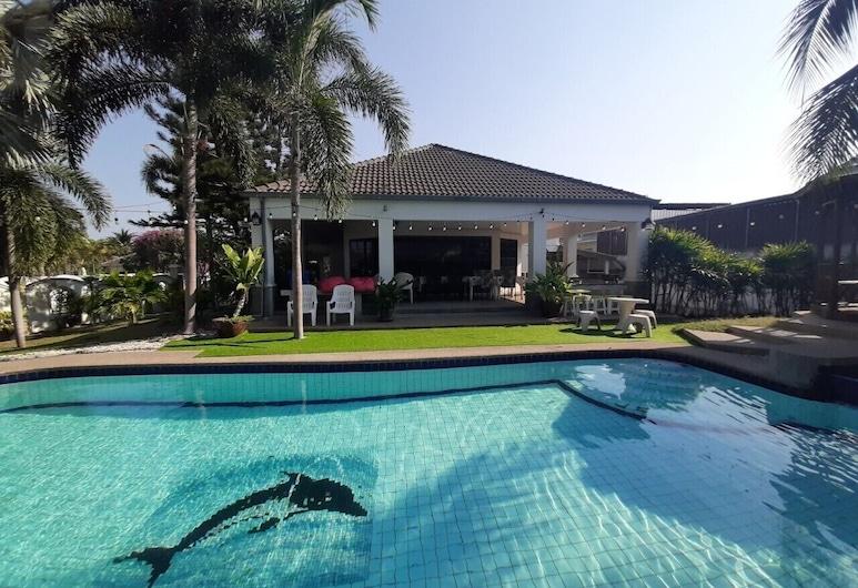 華欣班安瑟德瑞克泳池別墅酒店, 華欣, 泳池