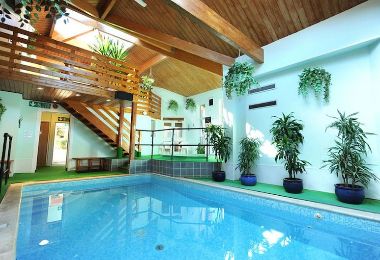 The Knoll House, Swanage, Indoor Pool