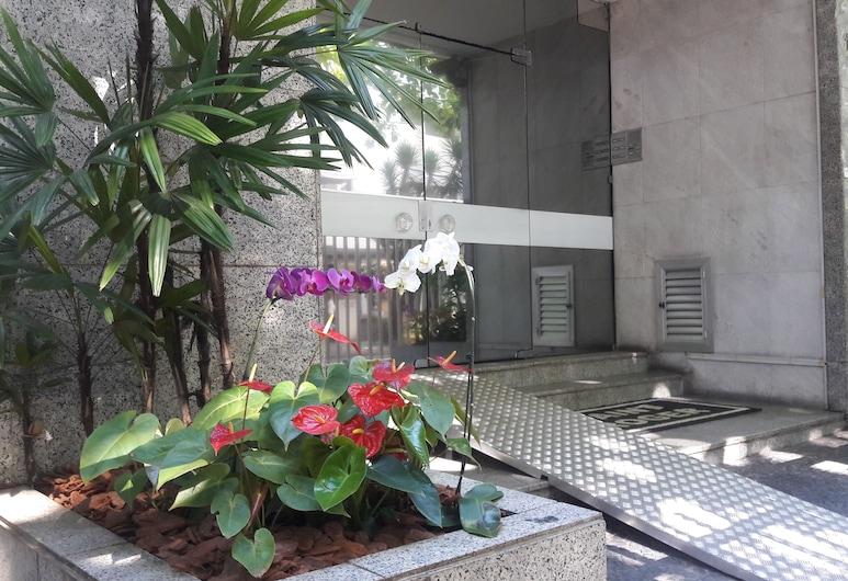 Beautiful Apartment in Ipanema, Rio de Janeiro, Property entrance