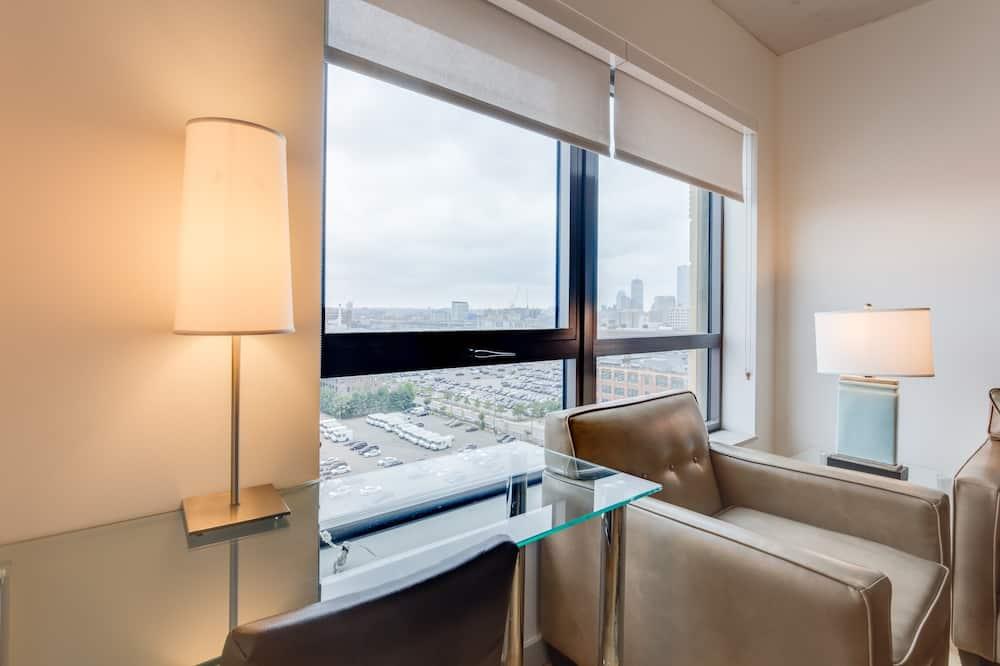 Luxusný apartmán, 1 spálňa - Obývačka