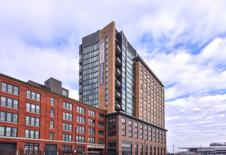 海港全球奢華套房酒店, 波士頓