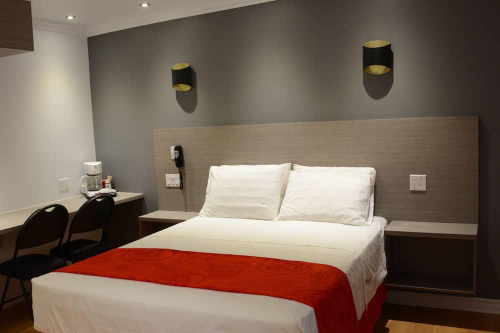 Superior Δωμάτιο, 1 Queen Κρεβάτι, Μη Καπνιστών - Καθιστικό