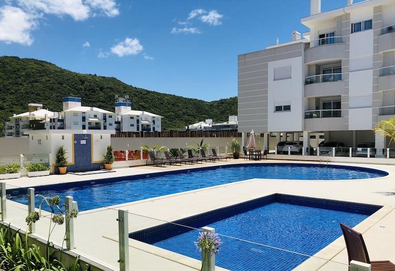 Apartamento Nobre da Praia dos Ingleses, Florianopolis, Pool