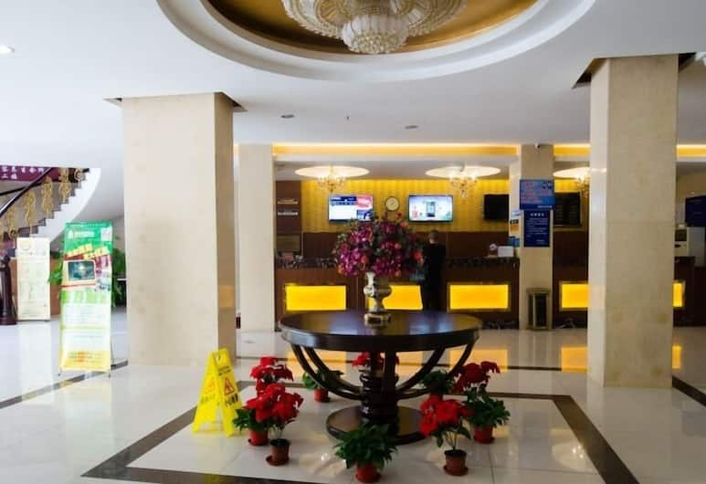 GreenTree Alliance Suzhou Wujiang District Shengze Town East Silk Market Laoshenying Hotel, Suzhou, Predvorje