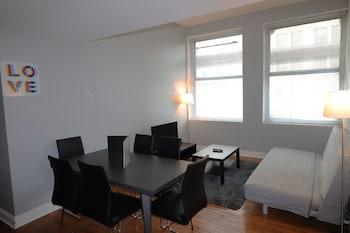 Selline näeb välja Pangea Suites, Chicago
