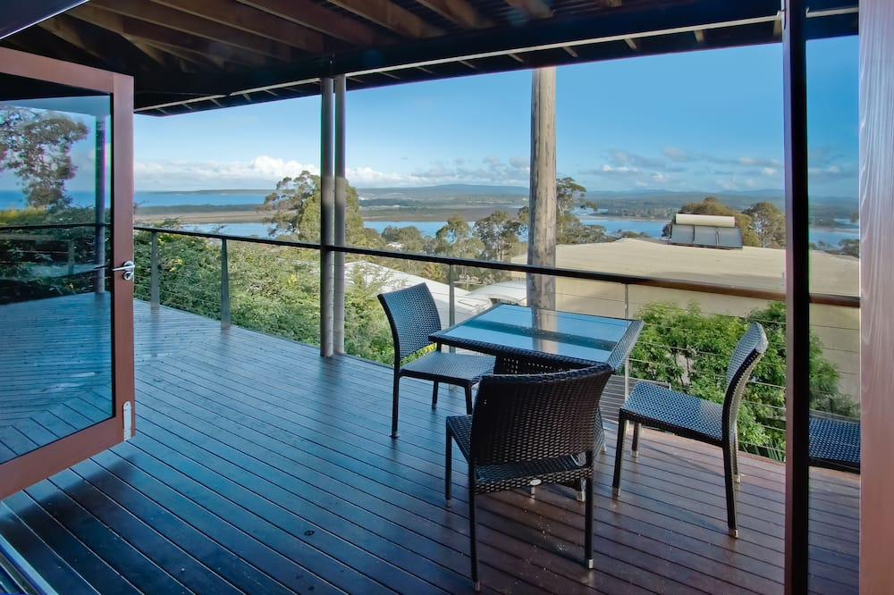 4 Bedroom House - Balcony