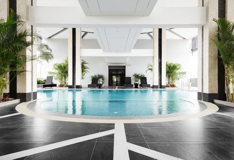 Green Point Residence Hotel, Bangkok, Krytý bazén