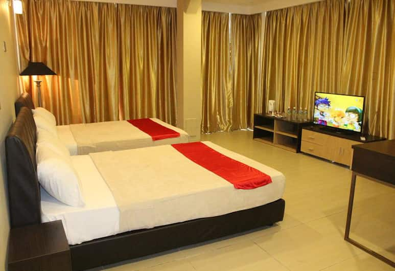 T Hotel Jalan Tar, Kuala Lumpur, Suite Deluxe, Chambre