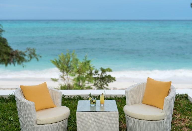 Nungwi Dreams, Nungwi, Superior villa, 4 magamistoaga, vaade rannale, Terrass