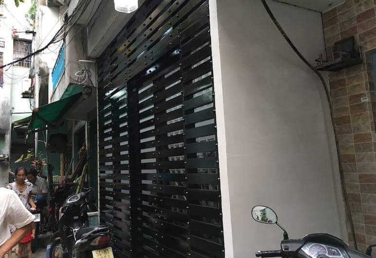 An Nam Corner - Bui Vien, Ho Chi Minh-Stad, Voorkant hotel