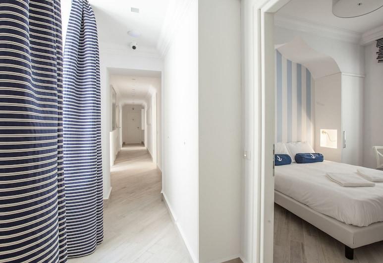 Marina Hotel Charming Rooms, Finale Ligure, Habitación estándar doble, en edificio anexo, Habitación