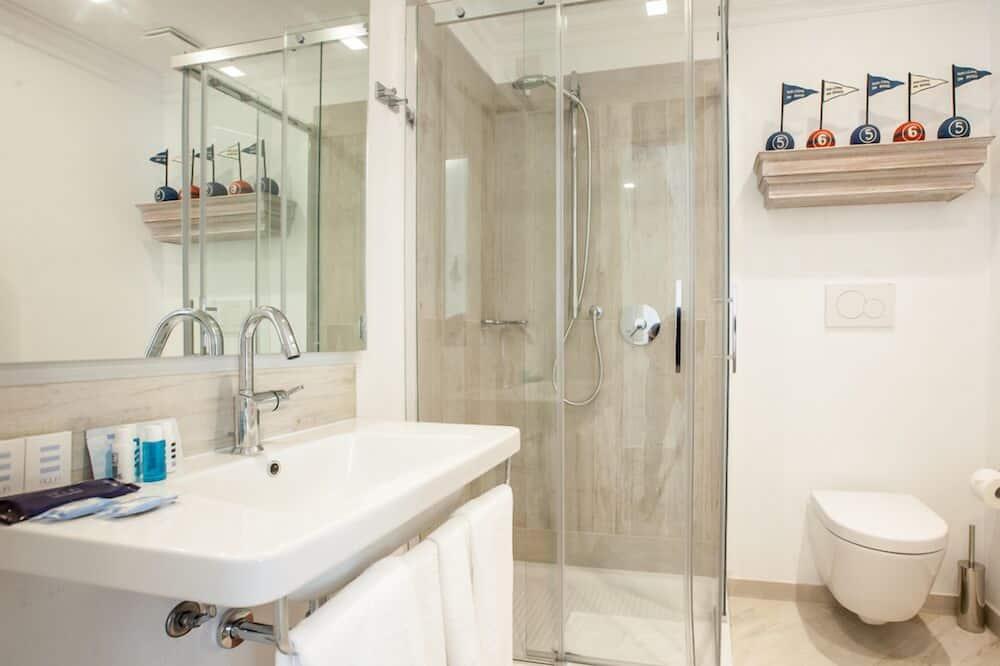 Superior Δίκλινο Δωμάτιο (Double), Προσαρτημένο Κτήριο - Μπάνιο