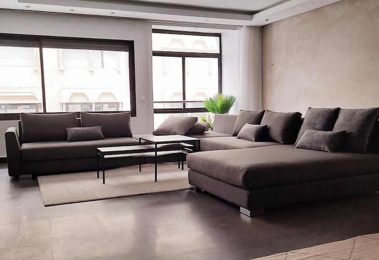 Grey 1, Casablanca, Paaugstināta komforta dzīvokļnumurs, Dzīvojamā zona