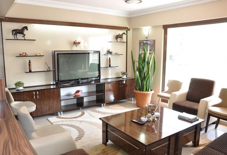 Otel Bayburt Konaklama, Bayburt, Dvojlôžková izba typu Deluxe, Hosťovská izba