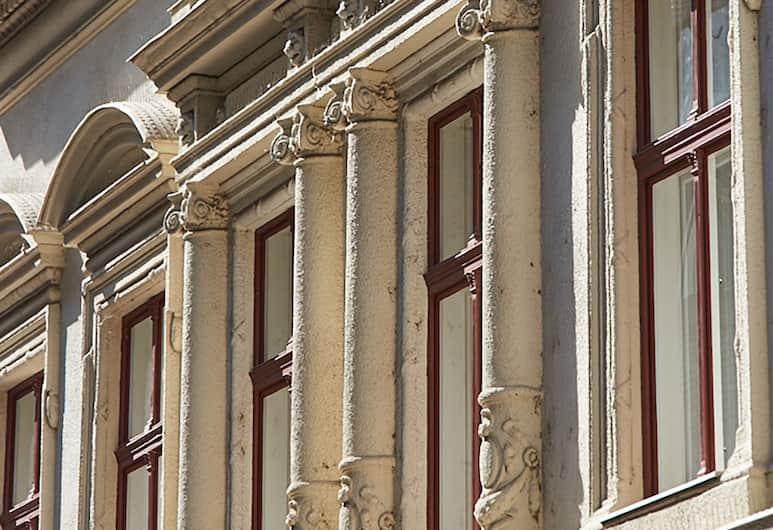 Lion Premium Hotel, Budapest, Hotel homlokzata