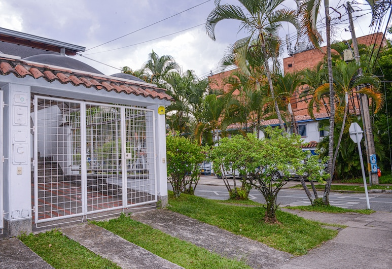 Casa 14, Medellin, Boendets framsida