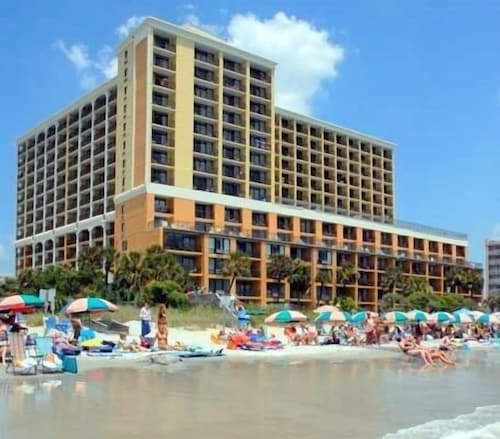 Caravelle Resort 1443 By Redawning Myrtle Beach