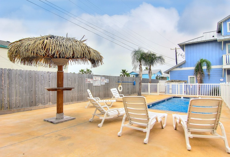 Abalone  3 Bedroom Townhouse, Port Aransas, בריכה חיצונית