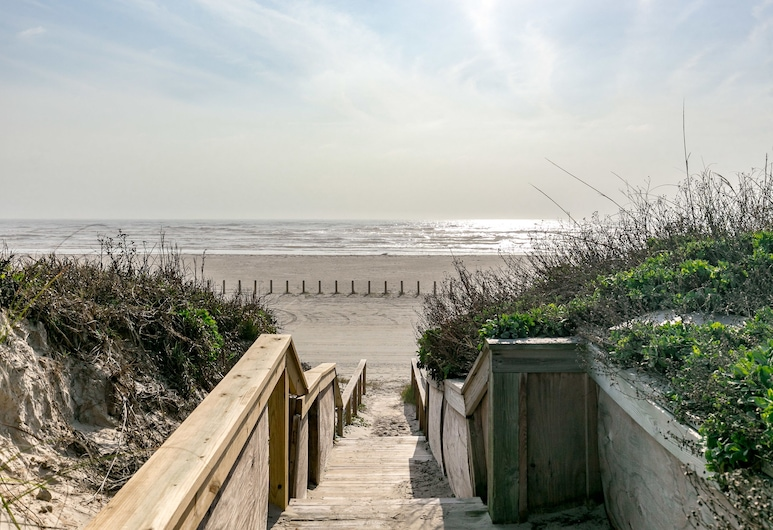 Jones N By The Beach 5 Bedroom Home, Perlabuhan Aransas , Pantai
