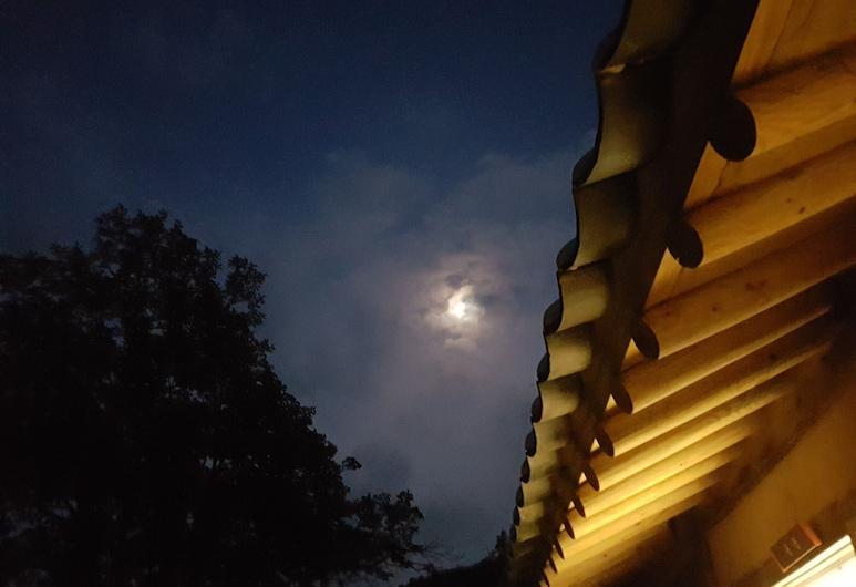 Jukheon Traditional House, Andong, Výhľad z hotela