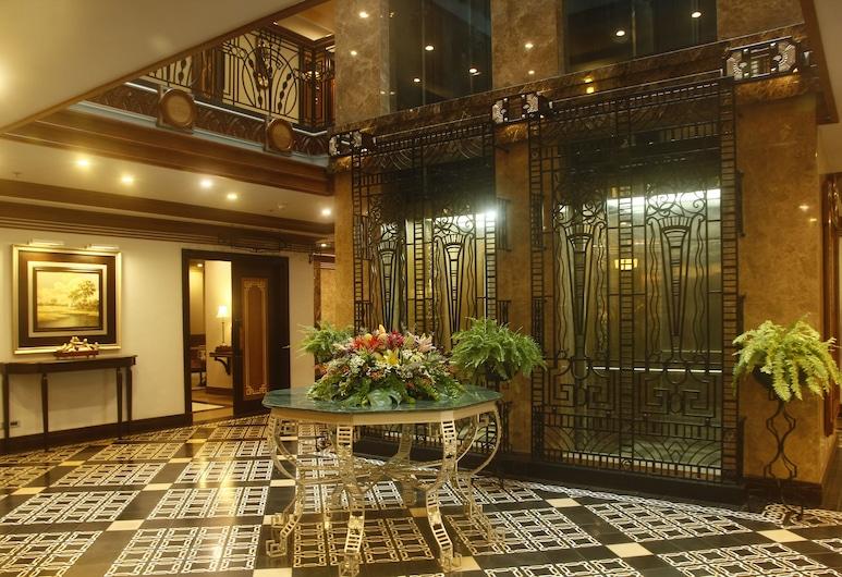 Herald Suites Polaris, Makati, Tiền sảnh