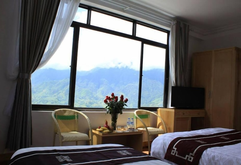 Mountain View Hotel - Hostel, Sa Pa, Guest Room