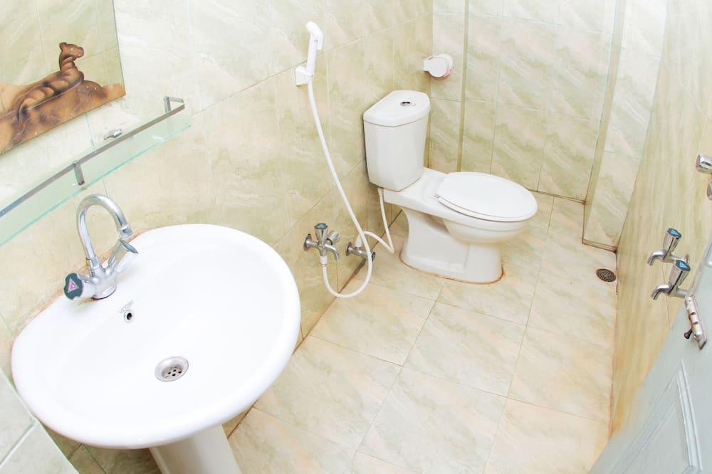Одномісний номер «Делюкс» - Ванна кімната