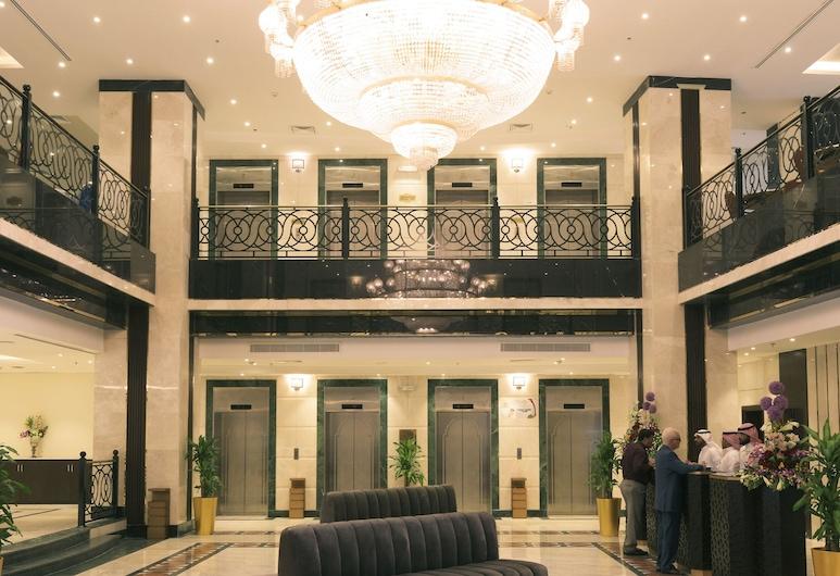Saja Al Madinah Hotel, Medina, Lobby